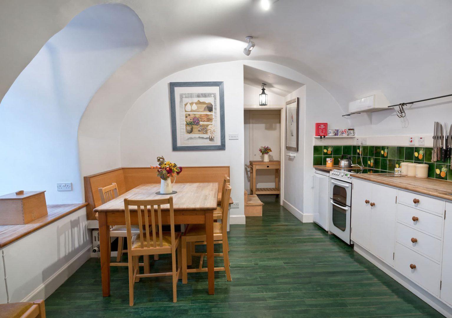 Ferniehirst Castle - Bothy Kitchen