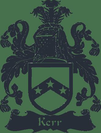 Kerr Family crest