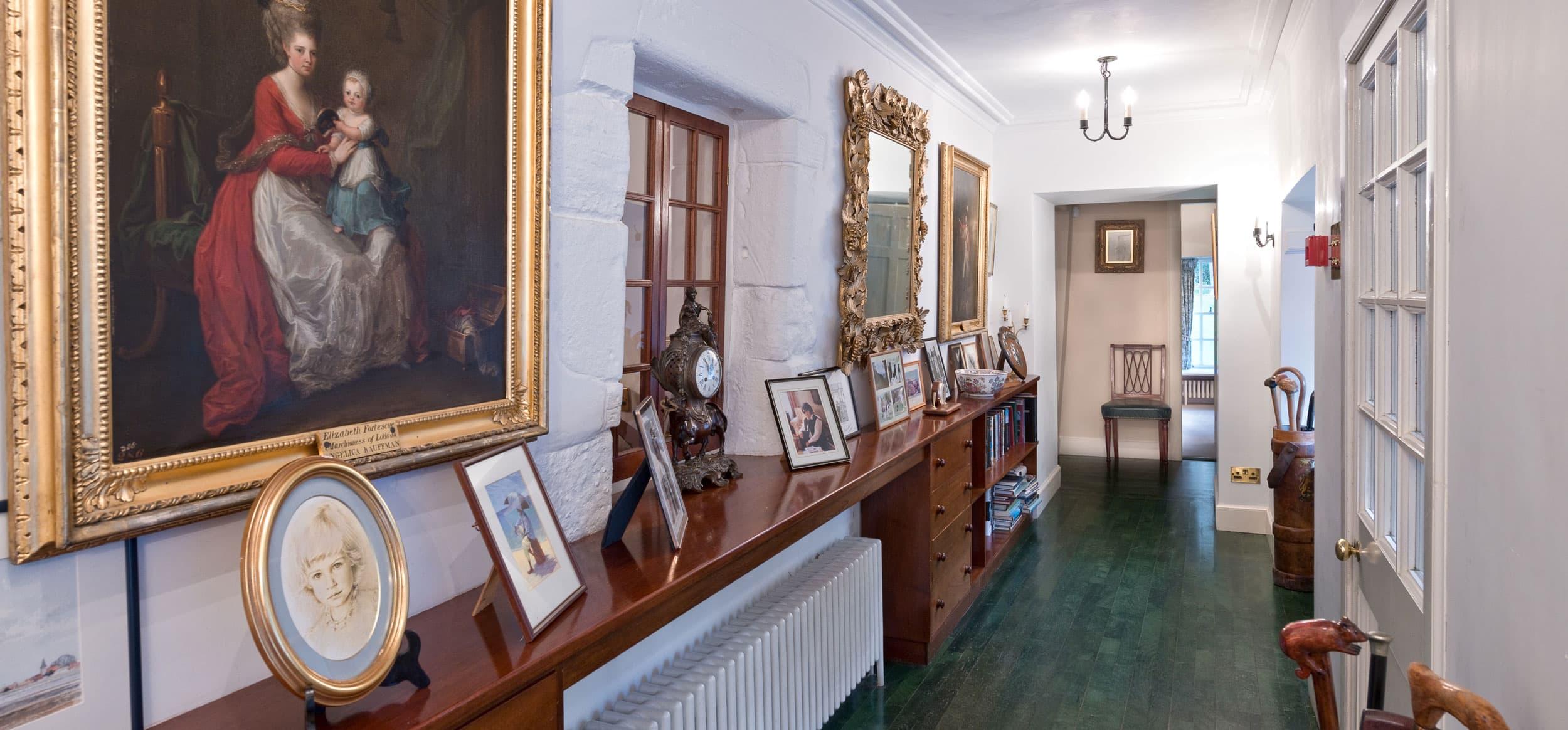Bothy Corridor