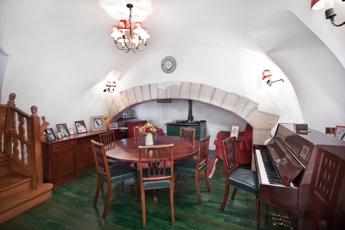 Bothy living room