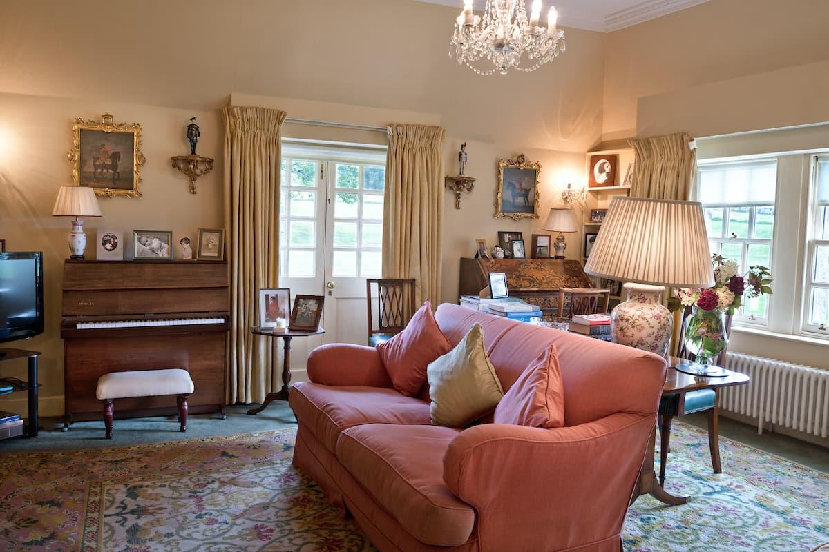 Bothy sitting room